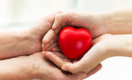 McCain Cardiac Rehabilitation Center February Heart Health Awareness